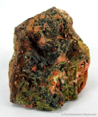 Embreyite, Vauquelenite, Crocoite