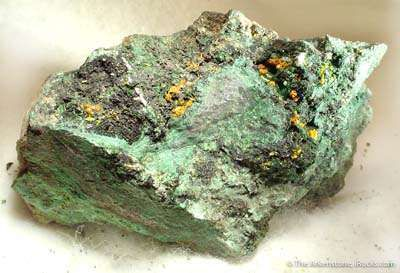 Kasolite With Metatorbernite