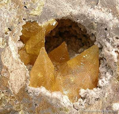 Sulfur (Bipyramidal?!)