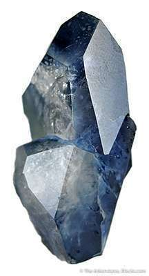 Benitoite (Huge Gemmy Crystals)
