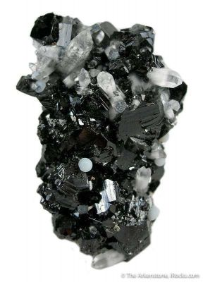 Aheylite on Cassiterite