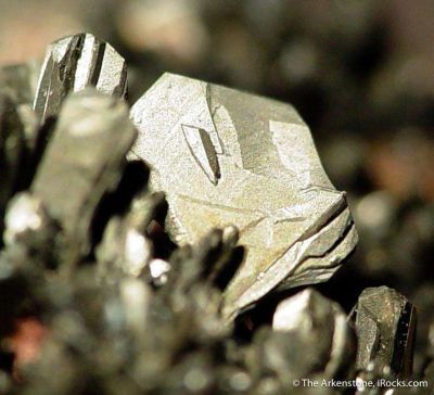 Native Arsenic Crystals