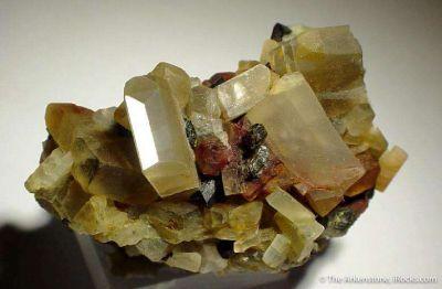 Oligoclase (Moonstone)