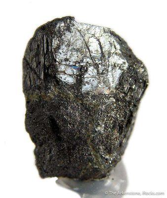 Aramayoite (Huge Crystal, Rare Silver Species!)