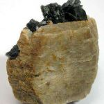 Whiteite Floater With Lazulite