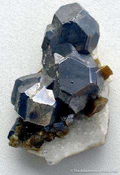 Galena With Siderite