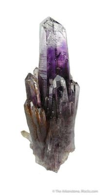 Amethyst (Unusually Glassy)