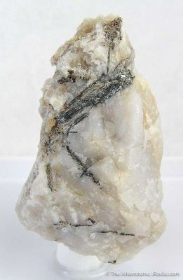 Eskimoite (Rare Silver Species!) With Gustavite