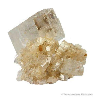 Florencite (!!) on Magnesite