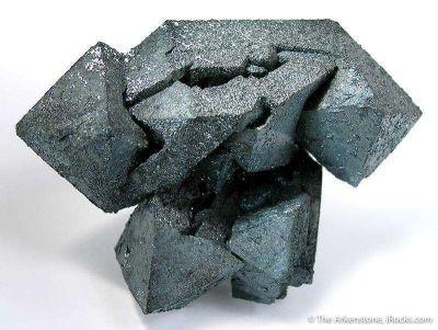 Hematite Pseudomorph After Magnetite
