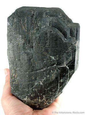 Ferrotantalite (11-Pound Complete Crystal!)