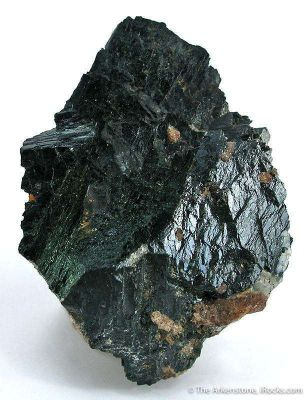 Britholite-(Ce) in Arfvedsonite