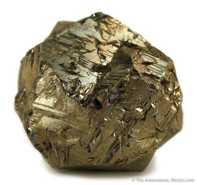 Pyrite (Rare Iron Cross Twin)