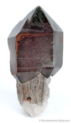 Quartz With Hematite-Included Scepter