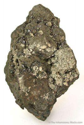 Pyrargyrite on Arsenic