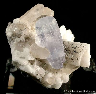 Beryl, Quartz and Feldspar