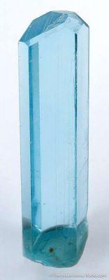 Aquamarine Gem Crystal