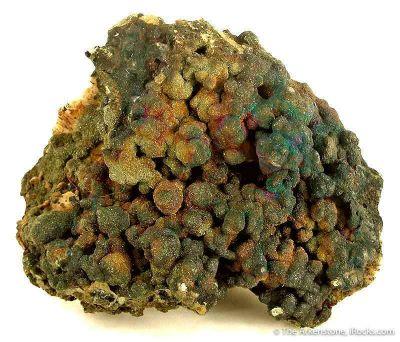 Chalcopyrite Var. Blister Copper