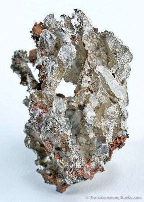 Silver With Copper