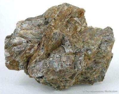 Enstatite Var. Bronzite