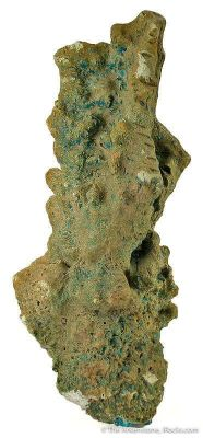 Chalcanthite With Melanterite, Romerite