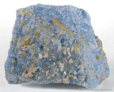 Ellestadite-(F) in Calcite