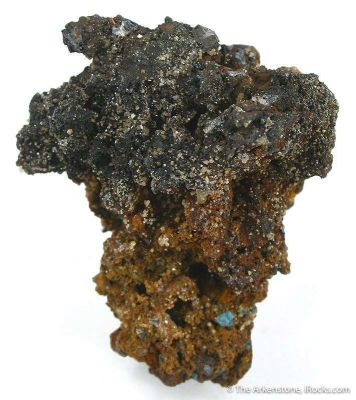 Marshite With Cuprite