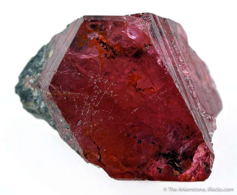 Ruby Winza 01 Winza Tanzania Mineral Specimen
