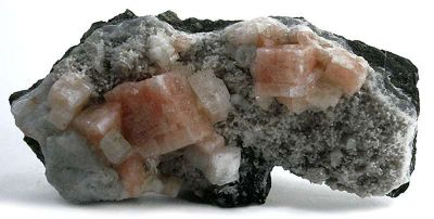 Chabazite With Heulandite