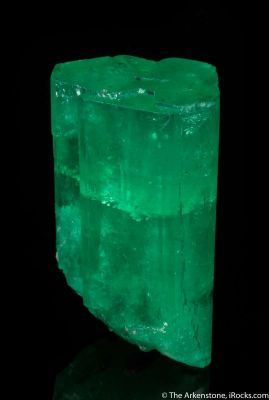 Emerald - Huge 2-Inch, Complete Crystal