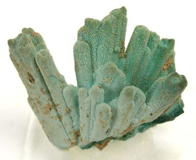 Chrysocolla Pseudo After Azurite