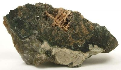 Leucophosphite and Hureaulite