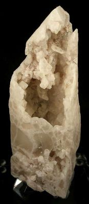 Quartz With Montmorillonite Inclusions