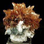 Creedite With Fluorite