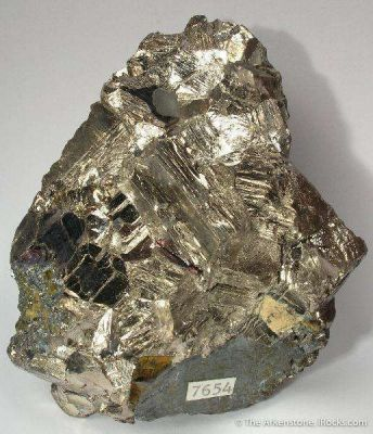 Bismuth With Bismuthinite