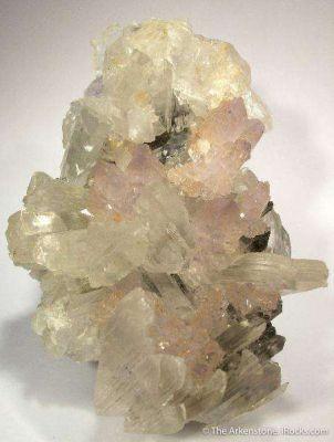 Creedite With Selenite