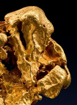 Gold - Crystallized Nugget