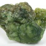 Smithsonite (Cuprian)