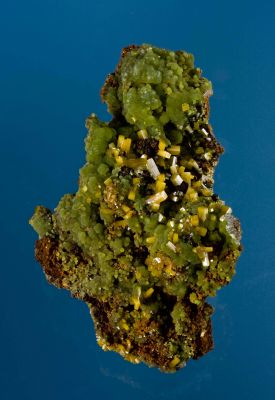 Mimetite With Wulfenite
