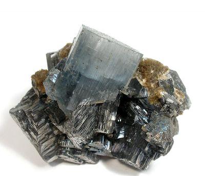 Apatite, Arsenopyrite