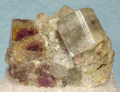 Apatite, Fluorite