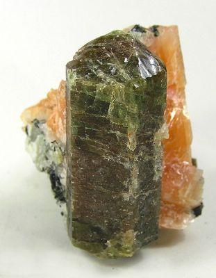 Apatite, Calcite