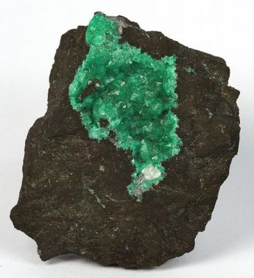 Adamite (Var: Cuprian Adamite), Schultenite, Bornite