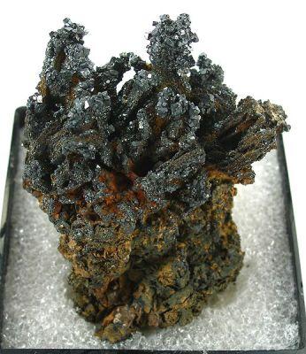 Acanthite, Polybasite