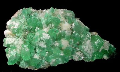 Apophyllite-(Kf), Stilbite-Ca