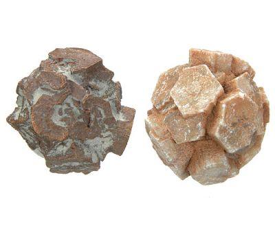 Aragonite, Copper