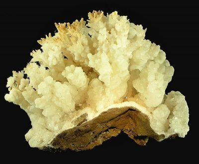 Aragonite, Calcite