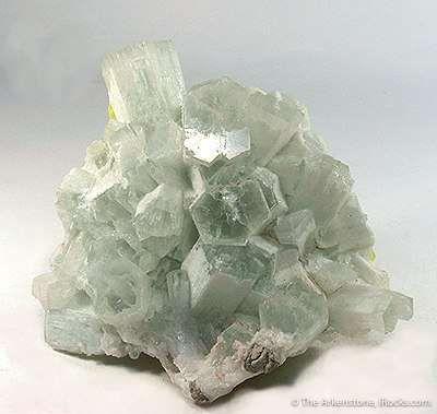 Aragonite and Sulfur