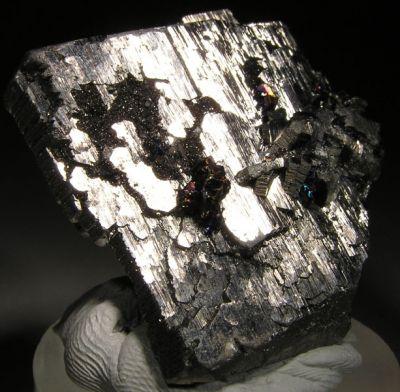 Arsenopyrite, Chalcopyrite