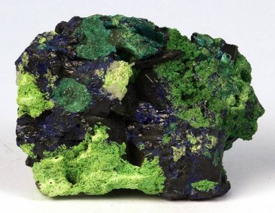 Arsentsumebite, Azurite, Bayldonite